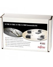 Fujitsu Consumable Kit Scanner Verbrauchsmaterialienkit für ScanSnap S1500 Deluxe Bundle S1500M (CON-3586-013A)