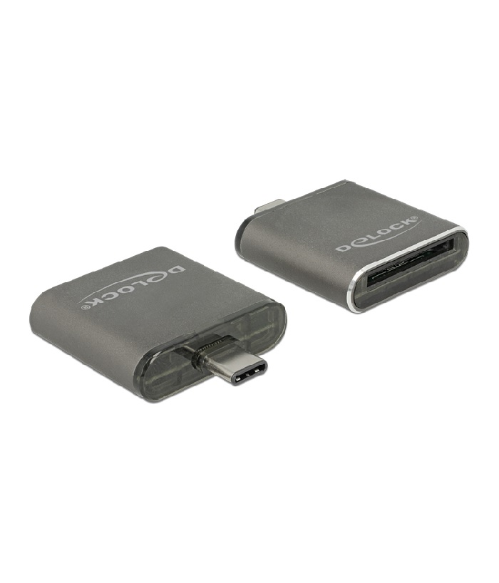 Delock USB Type-C> SD-Card Secure Digital SD
