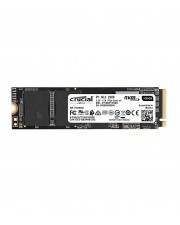 Crucial P1 SSD 1 TB intern M.2 2280 PCI Express 3.0 x4 Solid State Disk NVMe GB intern