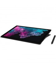 Microsoft Surface Pro6 Tablet i5/8/256 COMM SC AT/BE/FR/DE/LU/NL/CH Hdwr Commercial Black