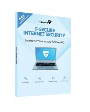 F-Secure Internet Security Upgrade 1 PC 1 Jahr Download Win, Multilingual