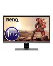 "BenQ EL2870U LED-Monitor 70.9 cm 27.9"" 3840 x 2160 4K UHD 2160p TN 300 cd/m² 1000:1 1 ms 2xHDMI DisplayPort Lautsprecher metallisch grau EEK: B"