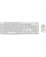 Logitech MK295 Silent Wireless Combo OFF WHITE US INTL INTNL Kabellos