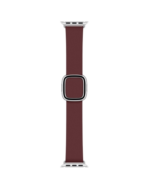 Apple 40mm Garnet Modern Buckle Large Armband
