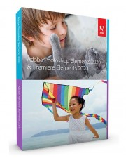Adobe Photoshop & Premiere Elements 2020 Win/Mac, Deutsch (65298916)