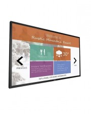 "Philips LCD-Display 140 cm 55"" Digital Signage mit Touchscreen 12 ms Full HD EEK: A+ (55BDL4051T/00)"