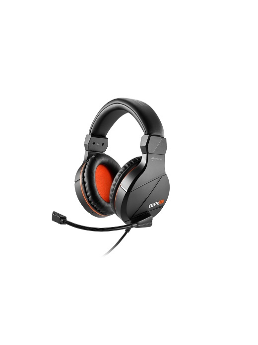 Sharkoon Headset Rush ER3 2.0 Klinke Gaming black Audio