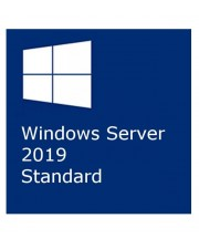 Microsoft Windows Server Standard 2019 64Bit 24 Core DVD SB/OEM, Deutsch (P73-07809)