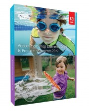 Adobe Photoshop & Premiere Elements 2019 Education Win/Mac, Deutsch