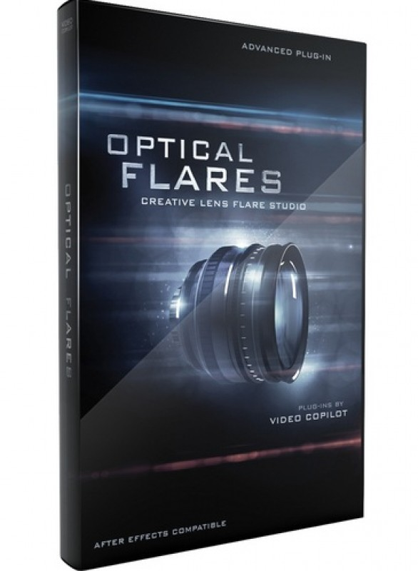 Video Copilot Optical Flares Download Win/Mac, Englisch