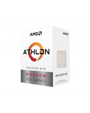 AMD Prozessor CPU Athlon 200GE 3,2 GHz Dual-Core / 4 Threads Box-Set (YD200GC6FBBOX)