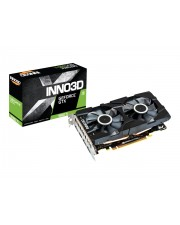 Inno3D VGA GeForce® GTX 1660 Ti 6GB Twin X2 6.144 MB (N166T2-06D6-1710VA15)
