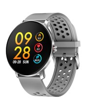 DENVER Bluetooth Smartwatch SW-171 grau Smart Watch (SW-171GREY)