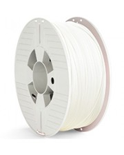Verbatim Filament PLA White 1.75 mm 1 kg Weiß (55315)
