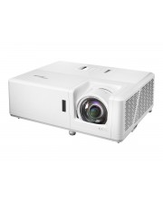 Optoma ZH406ST DLP-Projektor Laser 3D 4200 ANSI-Lumen Full HD 1920 x 1080 16:9 1080p Short-Throw Fixed-Objektiv