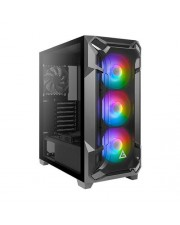 Antec DF600 FLUX Mid-Tower PC Case Midi/Minitower (0-761345-80060-0)