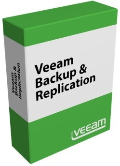 2 zusätzliche Jahre Standard Maintenance für Veeam Backup & Replication Enterprise Plus, 1 CPU, Download, Lizenz, Multilingual
