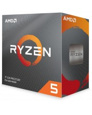AMD Ryzen 5 CPU Prozessor 3600 3,6 GHz AM4 6 Kerne 12 Threads Box-Set