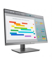 "HP EliteDisplay E243i LCD Monitor 60.96 cm 24"" LED IPS Display Port Silber EEK: A (1FH49AA#ABB)"
