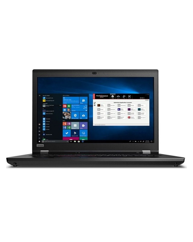 "Lenovo ThinkPad P73 17,3"" Notebook Core i7 4,5 GHz 43,94 cm 512 GB 4 DDR4 Windows 10 Pro"