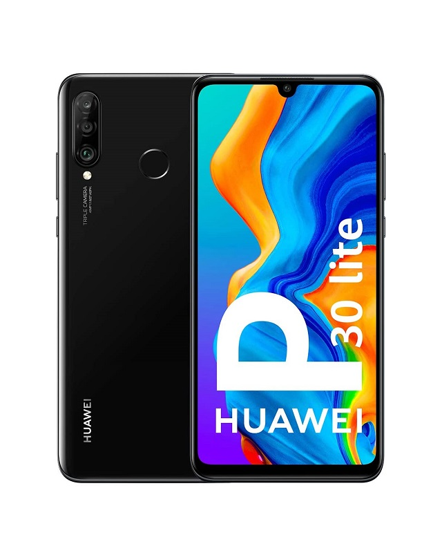 Huawei P30 lite Midnight Black Smartphone 128 GB 2 MP (51093NNL)