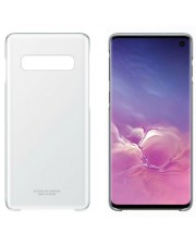 Samsung Clear Cover Hülle Transparent für Galaxy S10 Edge (EF-QG973CTEGWW)