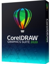 Corel CorelDraw Graphics Suite 2020 Vollversion Lizenz Download Win, Multilingual (ESDCDGS2020EU)