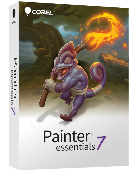 Corel Painter Essentials 7 ESD Download Win, Multilingual (ESDPE7MLPCM)