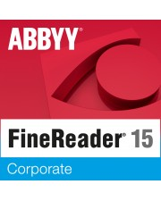 ABBYY FineReader 15 Corporate Lizenz Download Vollversion, Deutsch