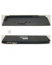 Fujitsu Port Replicator für LIFEBOOK E546 E547 E556 E557 E734 E736 E744 E746 E754 E756 T725 T726 U745 Lade-/Dockingstation