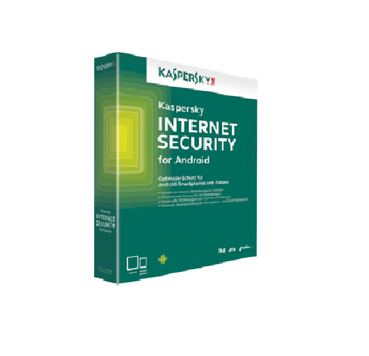 1 Jahr Renewal für Kaspersky Internet Security for Android, 3 Geräte, Download, Deutsch (KL1091GCCFR)