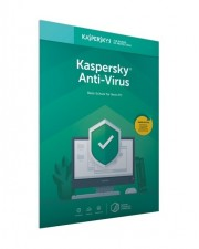 Kaspersky Anti-Virus 2020 Upgrade 3 PCs 1 Jahr Download Win, Deutsch (KL1171GCCFU)