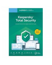 Kaspersky Total Security 2020 5 Geräte 2 Jahre Download Win/Mac/Android/iOS, Deutsch
