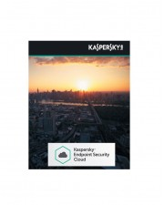 Kaspersky Endpoint Security Cloud Plus 1 Jahr Download Lizenzstaffel Win/Android/iOS, Multilingual (20-24 Lizenzen) (KL4743XANFS)