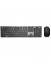 Dell KM717 Premier Wireless Keyboard and Mouse Tastatur-und-Maus-Set Bluetooth 2.4 GHz Deutsch