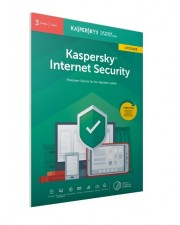 Kaspersky Internet Security 2019 Upgrade 3 Geräte 1 Jahr Code in a Box FFP Multiplattform, Deutsch (KL1939G5CFR-9FFP)