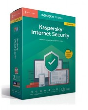 Kaspersky Internet Security 2019 Upgrade 3 Geräte 1 Jahr Code in a Box Multiplattform, Deutsch (KL1939G5CFR-9)