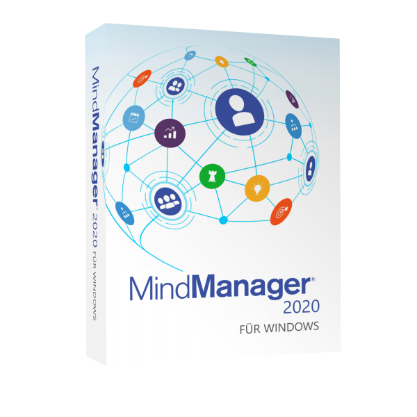 Mindjet MindManager 2020 Single Vollversion Download Win, Multilingual