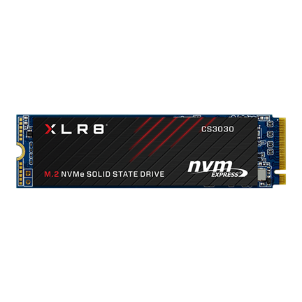 PNY SSD M.2 2280 2TB CS3030 NVMe Retail 3.500 MB/s Read 3.000 Write | MTBF 2.000.000 hours