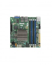 Supermicro Mainboard Intel Atom C3558 16W 4C System-on-Chip 4x DIMM 1x PCIe x4 8x