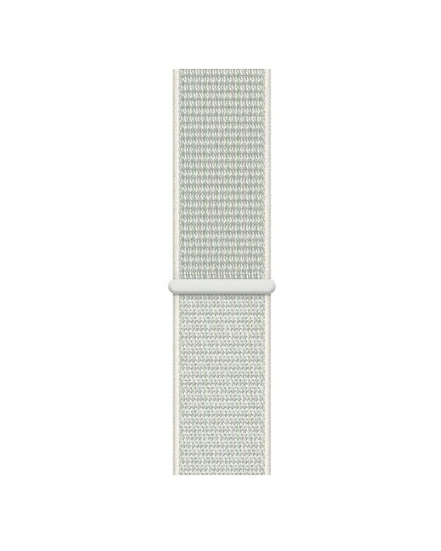 Apple 44mm Spruce Aura Nike Sport Loop Armband