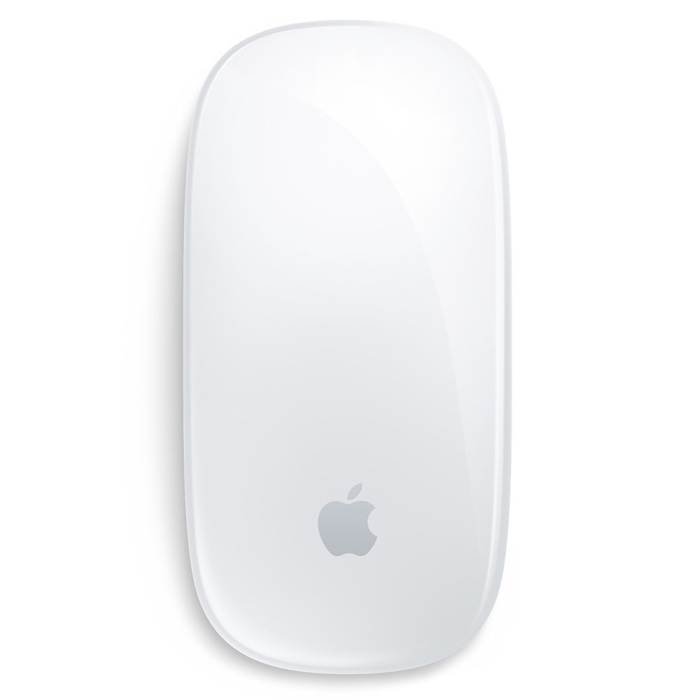 Apple Magic Mouse 2 Maus Multi-Touch drahtlos wireless Bluetooth Weiß