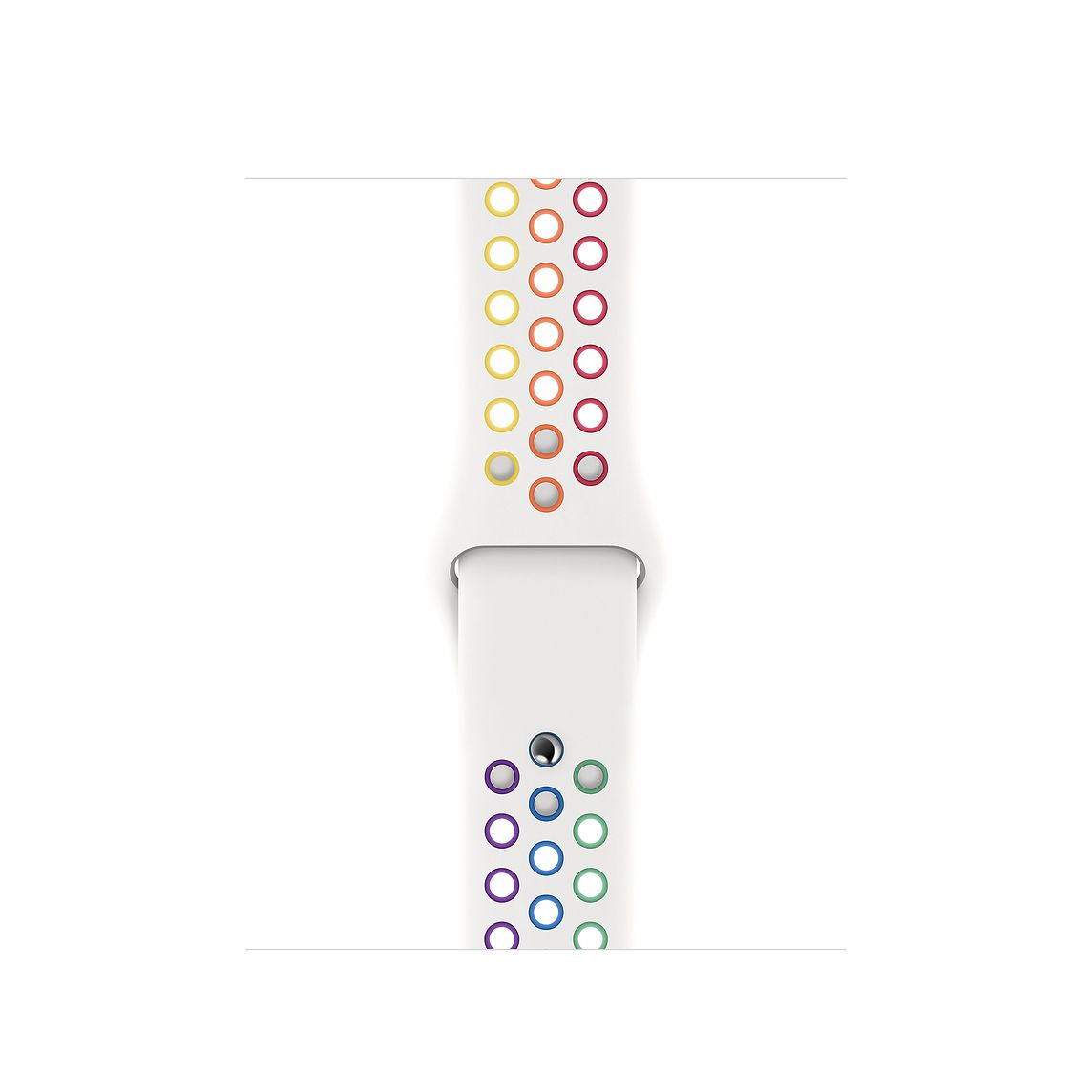 Apple 40mm Pride Edition Sport Band Armband