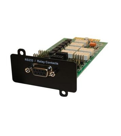 Eaton Eaton Management Card Contacts & RS232/Serial