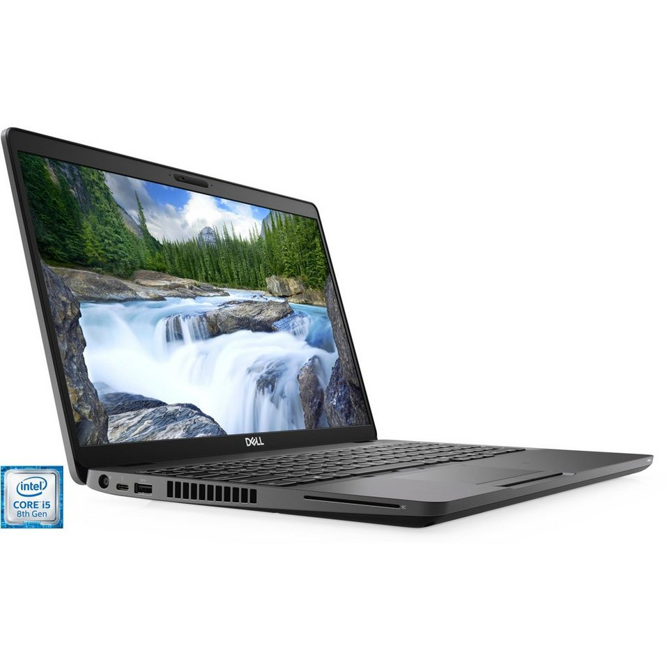 "Dell Latitude 5500 Notebook 39.491 cm (15.6"") - Core i5 8265U - 8 GB RAM - 256 GB SSD"