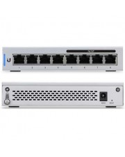 UbiQuiti UniFi Switch 60W 8 Port 4x PoE Gigabit Ethernet Managed extern Desktop (US-8-60W)