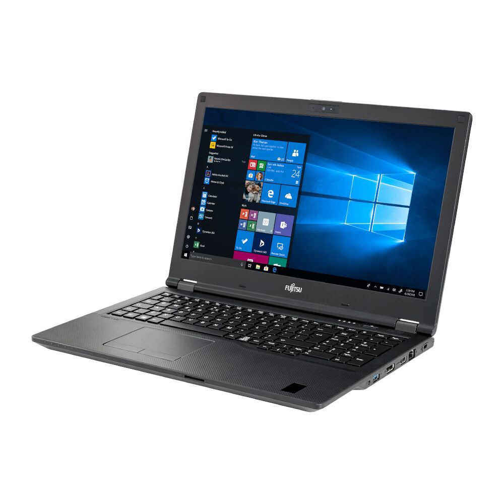 "Fujitsu LIFEBOOK E559 15,6"" Notebook Core i5 Mobile 3,9 GHz 39,6 cm 256 GB NVMe 8 DDR4 Windows 10 Pro"