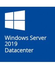 Microsoft Windows Server Datacenter 2019 64Bit 24 Core DVD SB/OEM, Deutsch