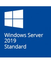 Microsoft Windows Server Standard 2019 - 2 Core AddLic SB/OEM, Multilingual (P73-07830)