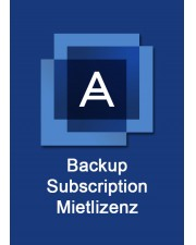 Acronis Backup Server 3 Jahre Subscription Download Win/Lin, Multilingual